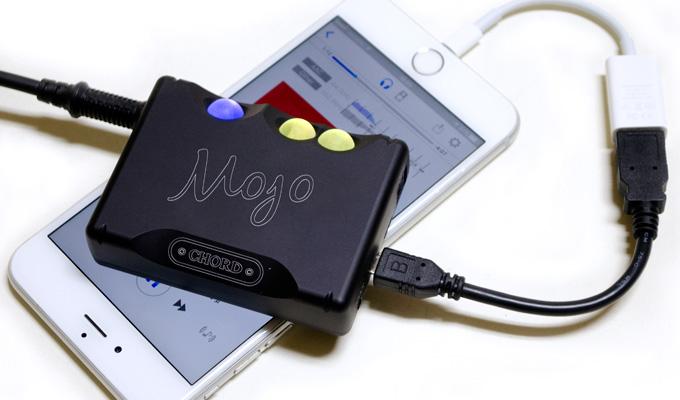 Видеоинструкция для вас! Как подключить iPhone к Chord Mojo