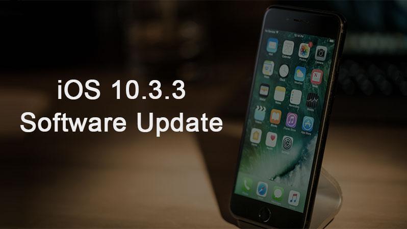В iOS 10.3.3 решены все проблемы с Camera Connection Kit