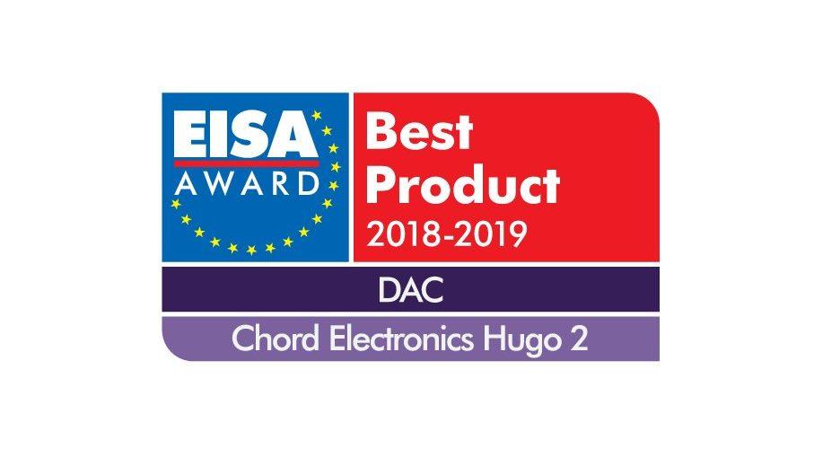 Ты лучший! ЦАП Chord Hugo 2 получает награду EISA